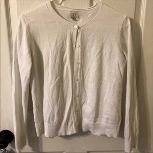 A New Day Ivory Cardigan